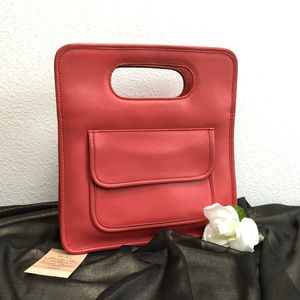 Vintage Coach STROLL METRO Tote 9004 -  Made 1991